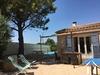 Single floored villa with guest studio near historic Avignon Ref # 11-2418