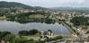 Man made Lake of Autun