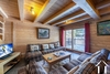 Chalet with an exeptional view val-d'isère Ref # C2104