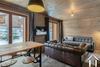 Modern apartment meribel Ref # C2219