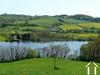 Régions des lacs en Morvan