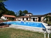 Contemporary property with superb pool and GF bedrooms  Ref # BE4800