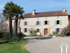 A handsome maison de maitre with land for horses Ref # EL4728