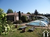 Superb bungalow with pool on 3384 m² of land Ref # LBD467