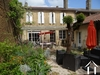 Lovely town house with garden and outbuilding. Ref # LBD468