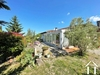 Detached villa 130m2 with beautiful garden 3400m2 overlooking the pyrenees, outbuildings.  Ref # MP2135