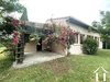 Individual villa 110m2 habitable (total area 124m2) on a beautiful 483m2 garden with garage and garden shed Ref # MP2139