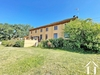 Nice farmhouse restored 200m2 with adjoining and non-adjoining outbuildings located on 33ha, quiet, superb view of the Pyrenees. Ref # MP2142