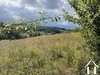 Building plot of 1 700m2 with a superb view of the Pyrenees and the lake Ref # MP2153