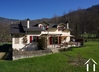 Beautiful mountain house, gite, pool, 4000m2 land Ref # MPDJ059