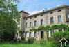 Magnificent 19th century Manor with pool, gite, chalet, barns, private parkland (33,000 m2) Ref # MPOP0064