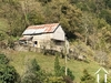 Stone barn in beautiful mountain location, 2800m2 surrounding land Ref # MPPDJ052