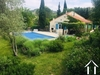 Spacious French house (165m²) with 4 bedrooms over 2 floors with beautiful views of the mountains ov Ref # MPPOP0071