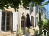 Charming 4/5 bedroom guest house (250m2) with two gites, art gallery/studio, 3 large garages, cellar Ref # MPPop0076