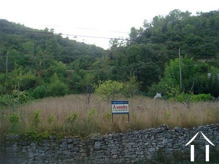 Beautiful building ground with building permit in Bédarieux Ref # 2073