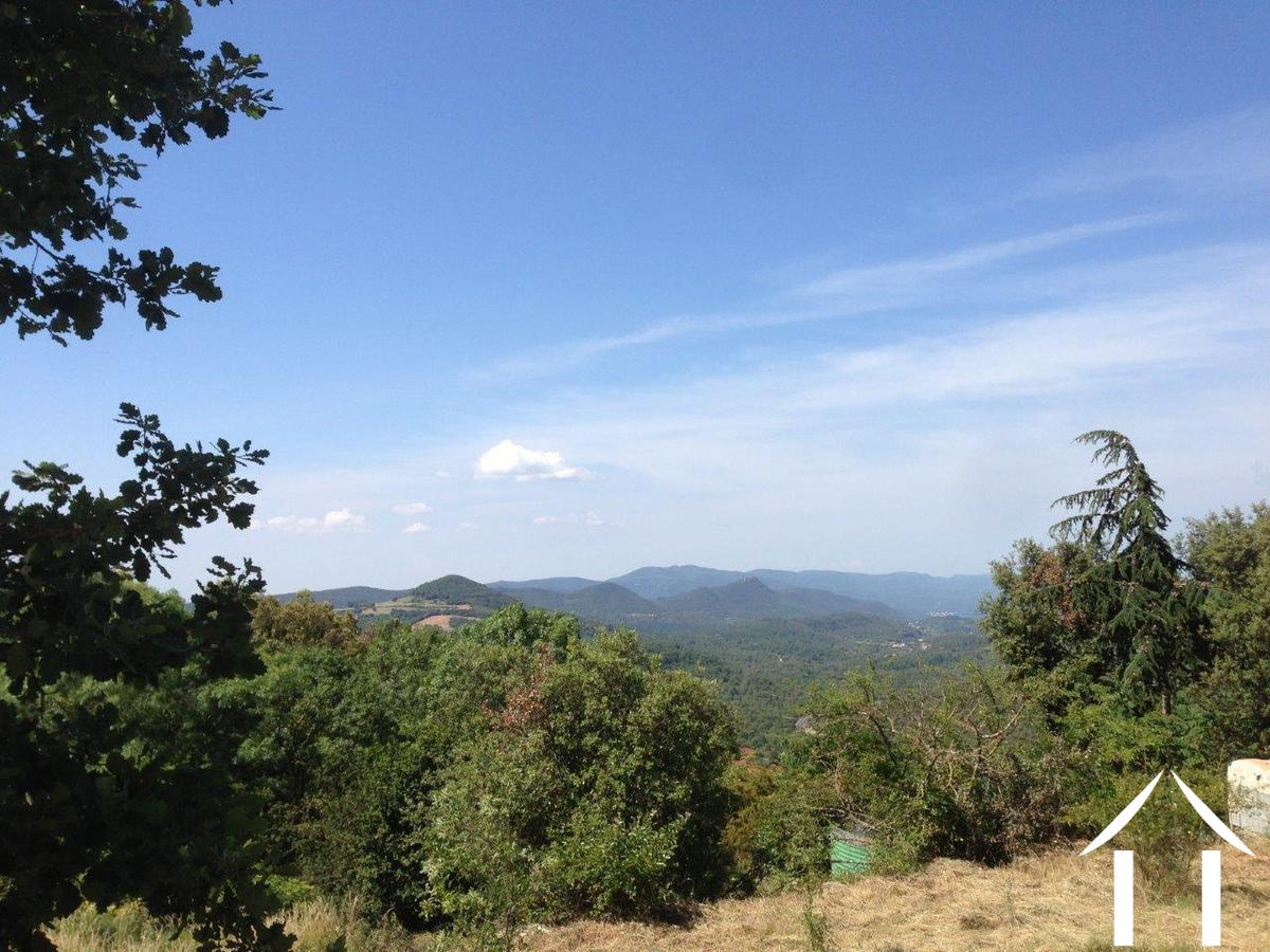 Building plot with stunning views