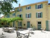 Restored Provençal Mas with pool views Ref # 43-1349 image 1