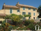 Restored Provençal Mas with pool views Ref # 43-1349 image 11
