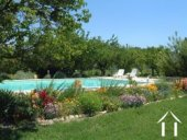 Restored Provençal Mas with pool views Ref # 43-1349 image 12