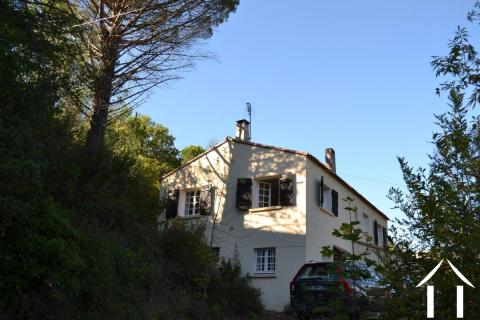 Detached villa with guest room, forest garden and views Ref # 11-2260