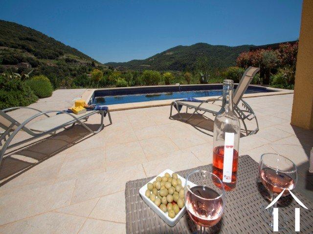 Roquebrun Property For Sale