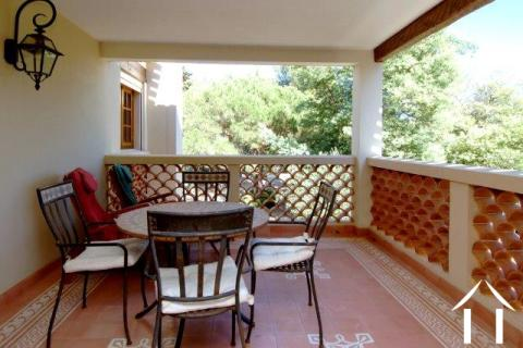 Villa Esconado ; 44 m² m² apartment with private terrace Ref # 11-2334