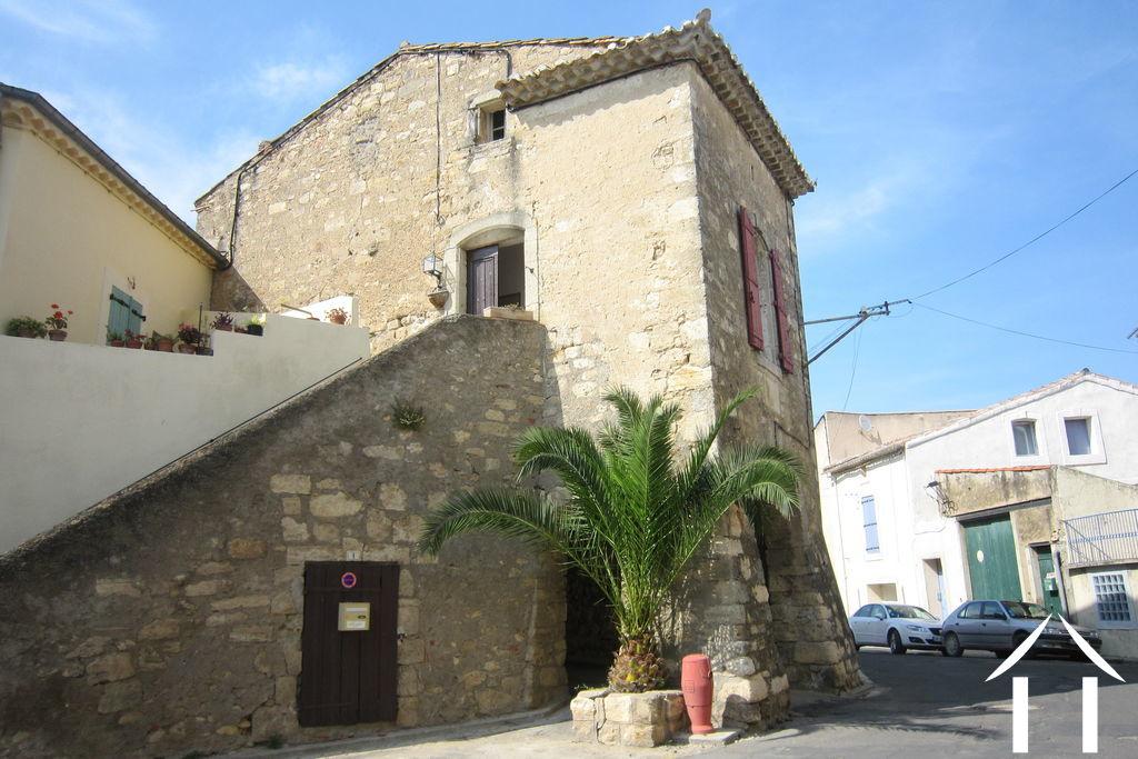 Historic village house at 25 minutes of the Mediterrean Sea