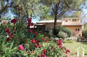 Property with outbuildings & pool in the heart of Languedoc Ref # 11-2338 image 1