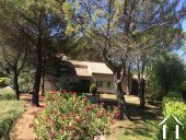 Property with outbuildings & pool in the heart of Languedoc Ref # 11-2338 image 7