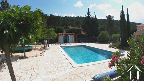 Spacious villa with heated swimming pool and views Ref # 11-2364