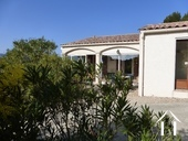 Single floorede villa with outstanding views close to beach Ref # 09-6664 image 2