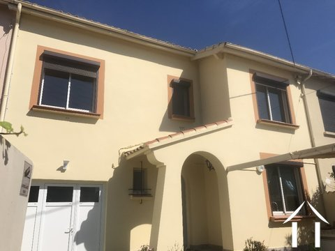 Quiet house with 4 bedrooms between Agde and the beaches Ref # 11-2394 Main picture