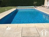 Villa with pool and views near a bike track in a AOC region Ref # 11-2393 image 7