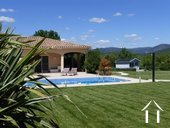 Villa with pool and views near a bike track in a AOC region Ref # 11-2393 image 8