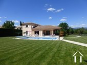 Villa with pool and views near a bike track in a AOC region Ref # 11-2393 image 9
