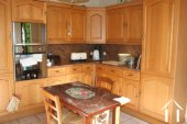 Detached 4/5 bedroom house, large barn, 2,3 hectare of land Ref # LB5029N image 6 Kitchen