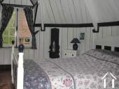 bedroom in le Pigeonnier