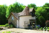 the Pigeonnier, totally private, a lovers' nest