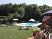 House with 6 rental units and pool in burgundy countryside Ref # MP5066V image 27