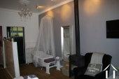 Bath of luxury suite
