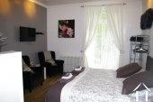 one of the three luxury suites