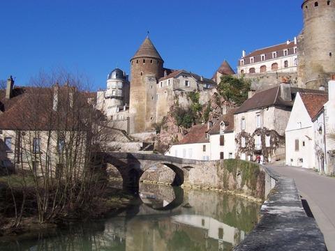 Auxois & West Dijon information