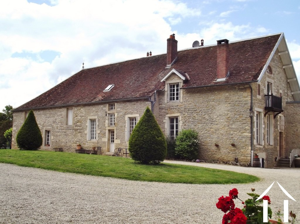 Guest House Construction : Manor house for sale dijon burgundy france u eu