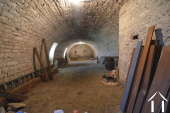 large winemakers cellar of 80 m2