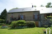 Charming Morvan Farmhouse Ref # RT5091P image 14 rear of property