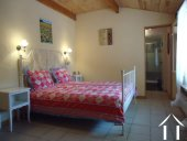 """Nice villa with succesfull B&B and possible mini camping Ref # BH5107V image 12 guestroom """"le soleil"""""""
