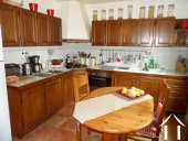 Nice villa with succesfull B&B and possible mini camping Ref # BH5107V image 5 kitchen main house
