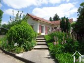 Nice villa with succesfull B&B and possible mini camping Ref # BH5107V image 1 lovely garden around main house