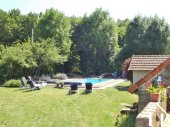 House with 6 rental units and pool in burgundy countryside Ref # MP5066V image 26
