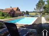 House with 6 rental units and pool in burgundy countryside Ref # MP5066V image 3
